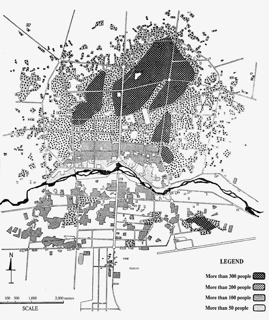 Isfahan Iii Population 3 City Encyclopaedia Iranica Dodge Caravan 2 4l Engine Diagram Figure 1