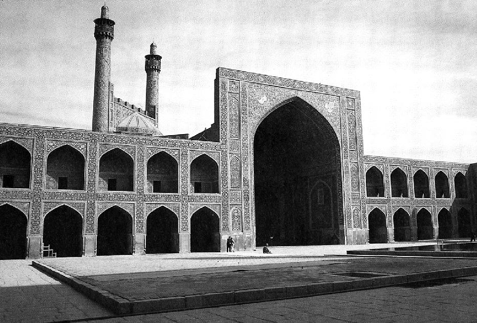 Isfahan x  Monuments (3) Mosques – Encyclopaedia Iranica