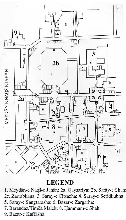 Isfahan Map Pdf