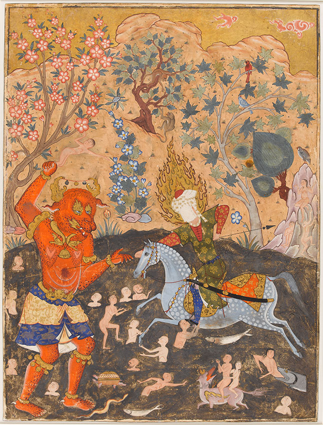 PERSIAN ART AND ART COLLECTIONS IN FRANCE – Encyclopaedia Iranica