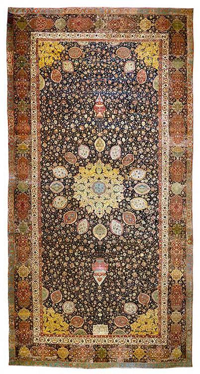 Carpets Ix Safavid Period Encyclopaedia Iranica