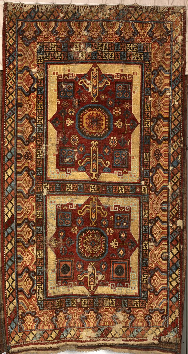 Carpets Xvi Central Asian Carpets Encyclopaedia Iranica