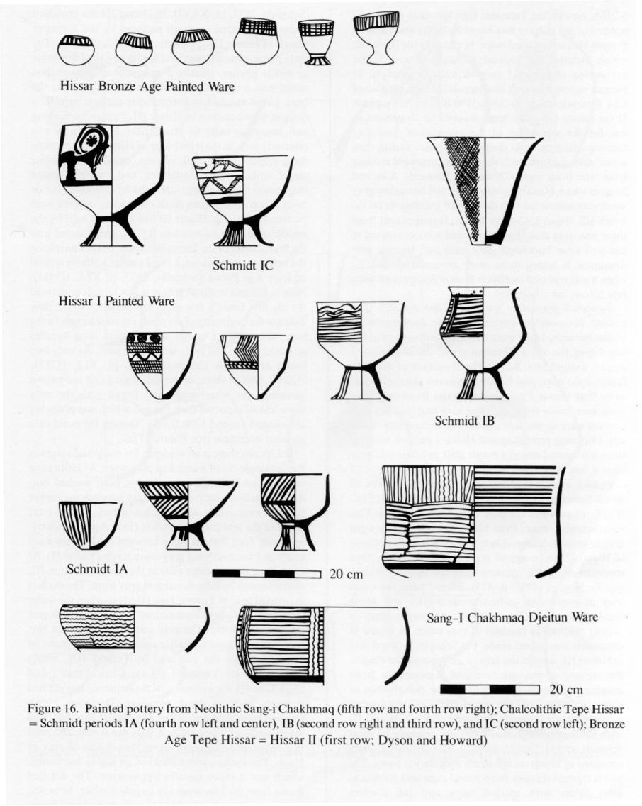 CERAMICS i  The Neolithic Period – Encyclopaedia Iranica