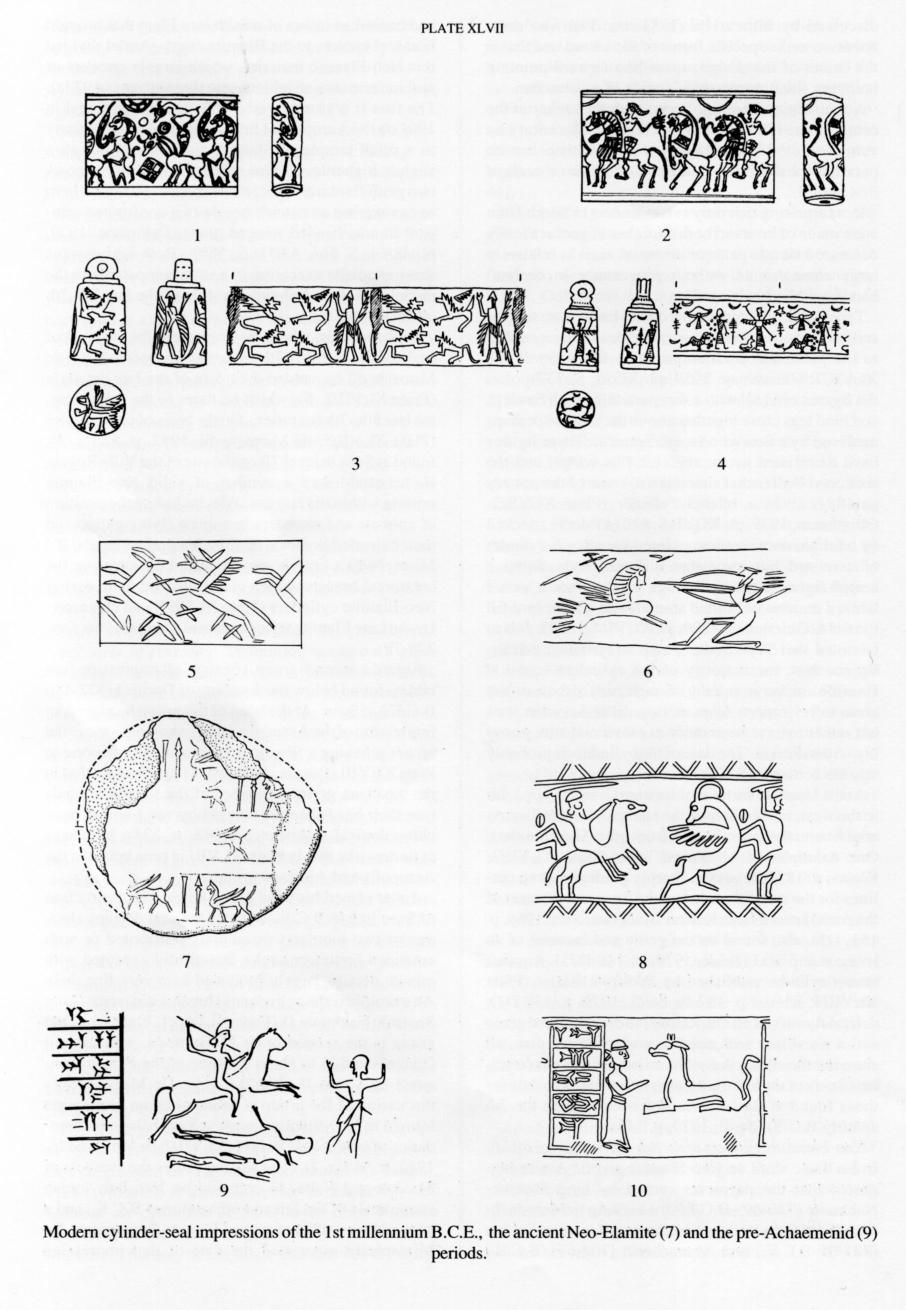 Cylinder seals encyclopaedia iranica xlvii1 biocorpaavc Image collections