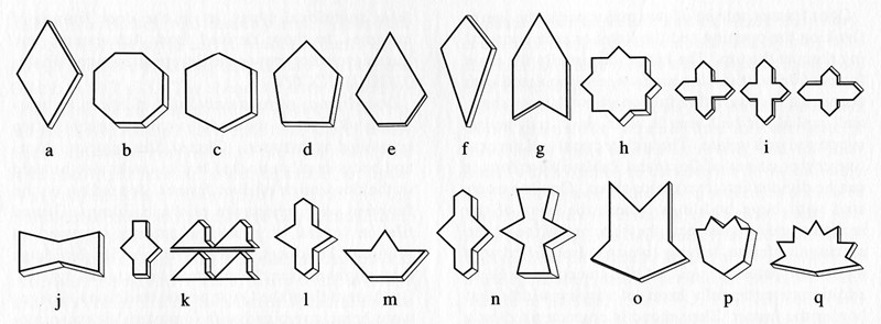 among the simplest basic shapes figure 23 are