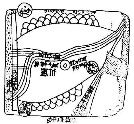 geography iv cartography of persia encyclopaedia iranica Custom 55 Dodge northeastern iraq figure 1