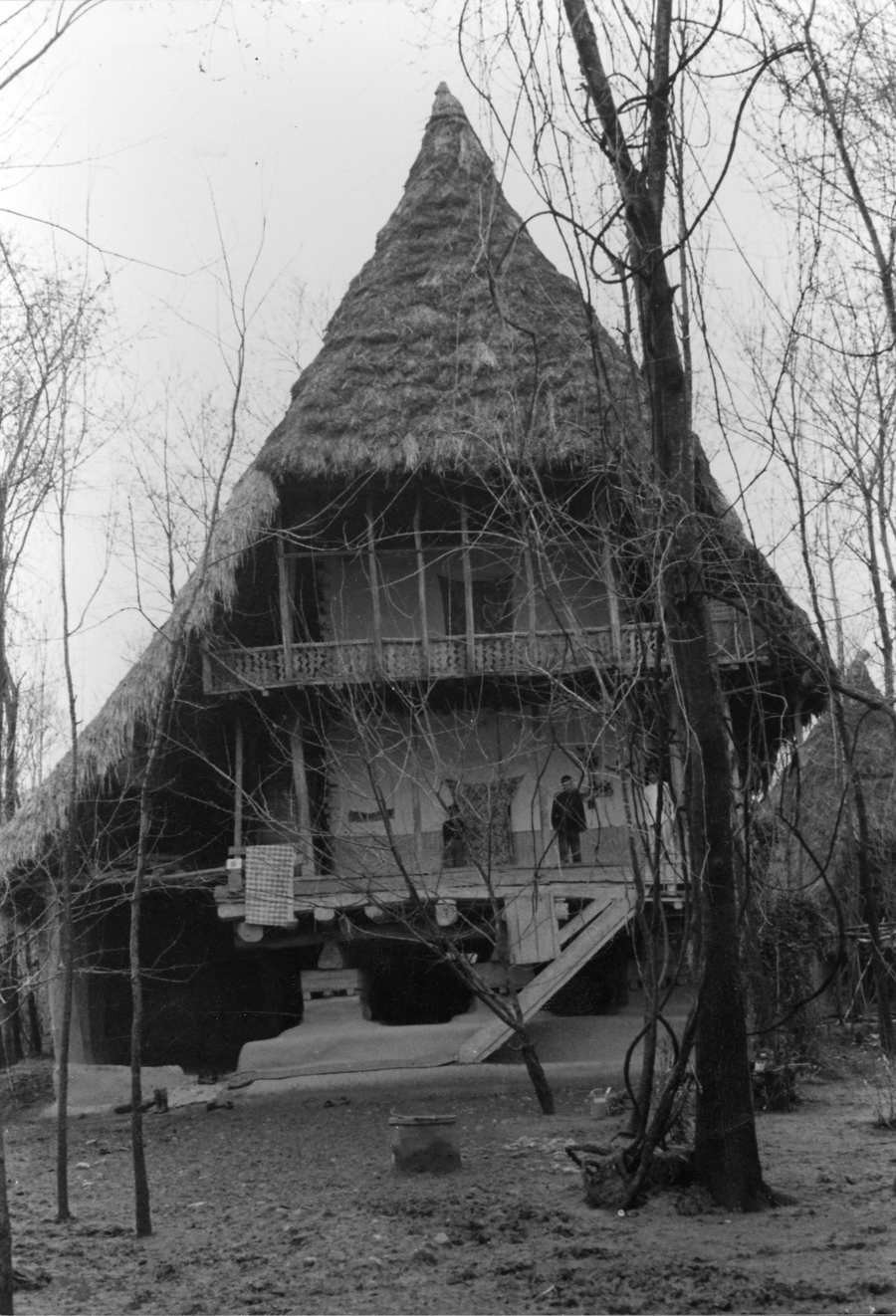 GilĀn Xii Rural Housing Encyclopaedia Iranica