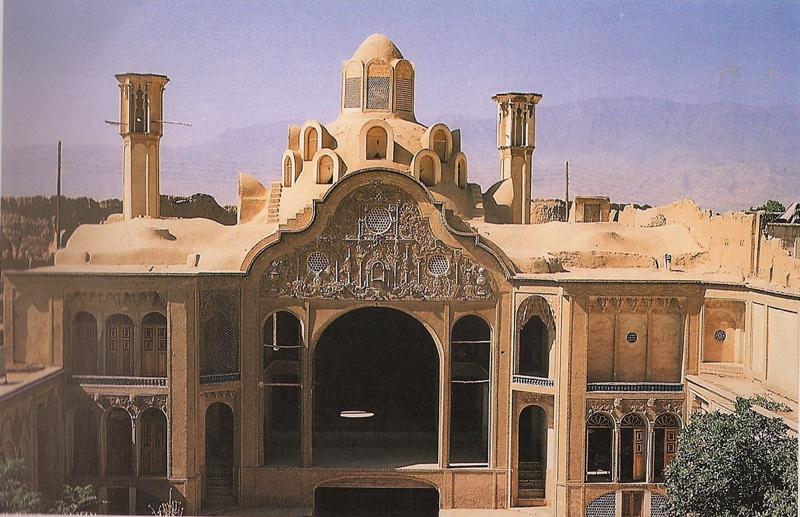Kashan V Architecture 4 Historic Mansions