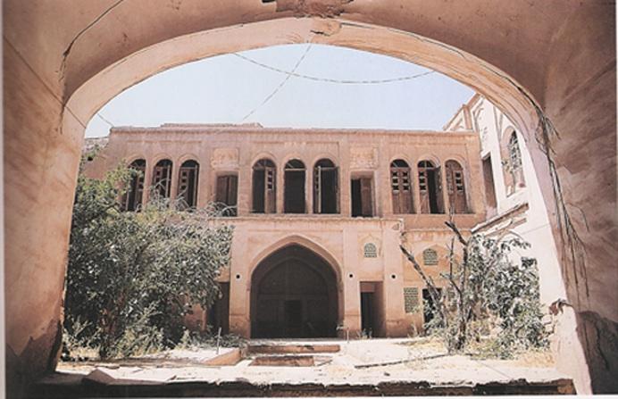 Kashan V Architecture 4 Historic Mansions