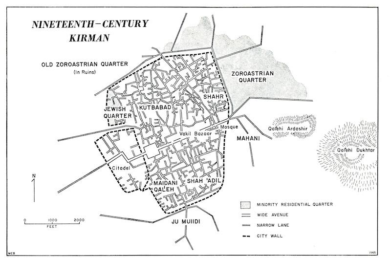 KERMAN ii HISTORICAL GEOGRAPHY Encyclopaedia Iranica