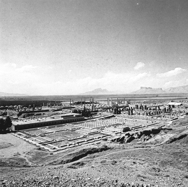 Persepolis Encyclopaedia Iranica