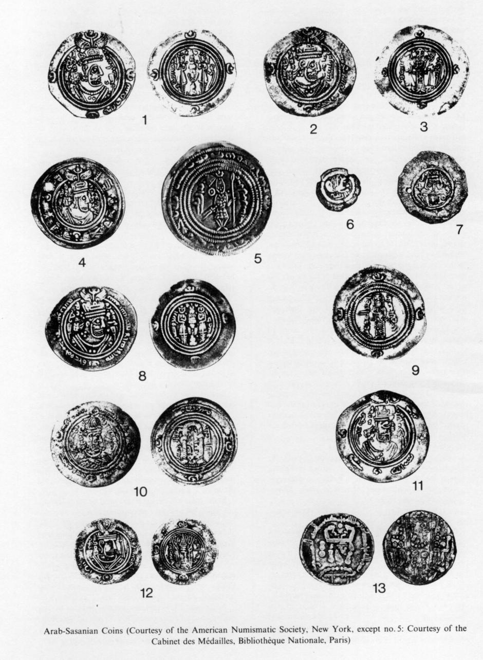 Arabic Coins These coins usually have a