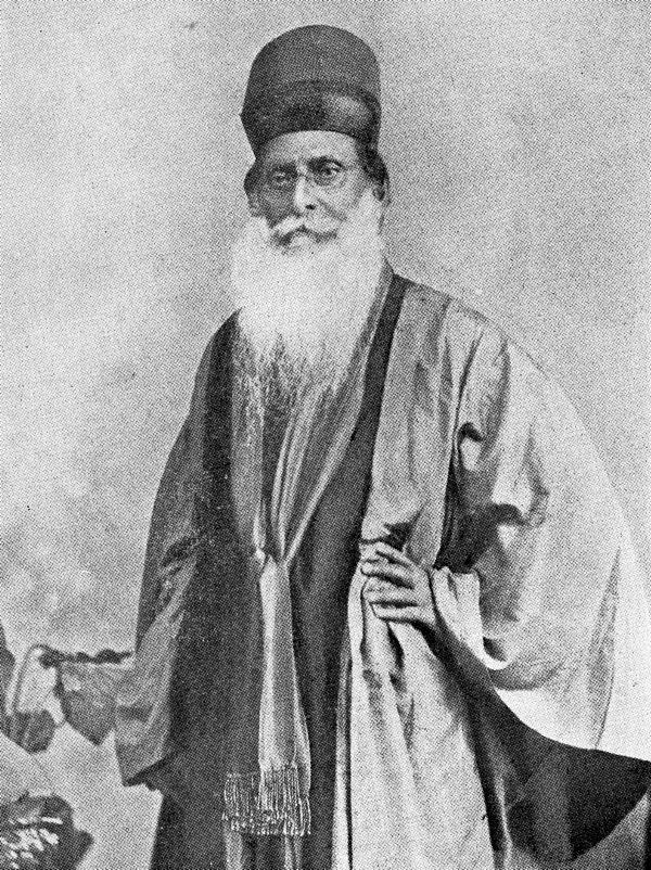 Kharshedji Rustomji Cama