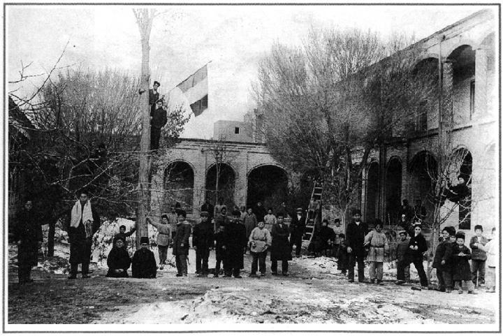 France Xv French Schools In Persia Encyclopaedia Iranica
