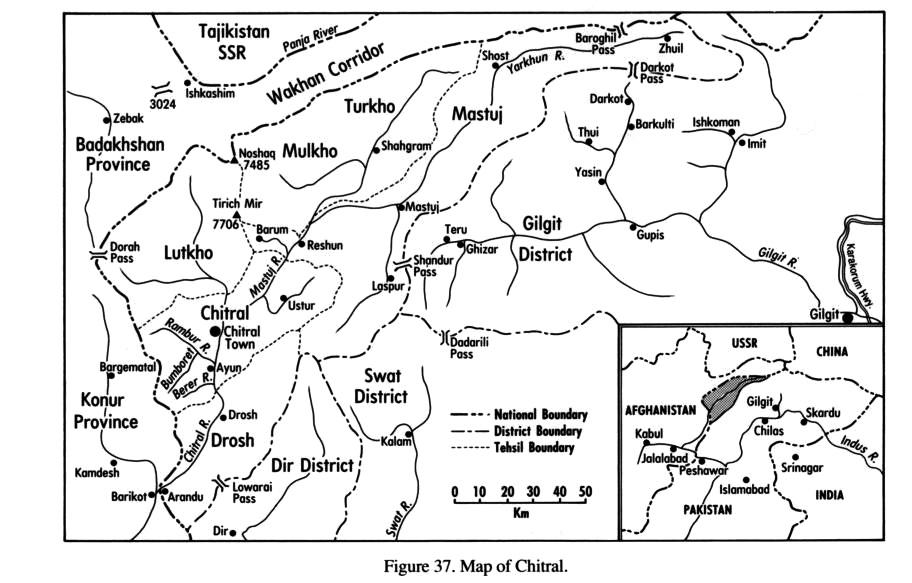 CHITRAL  Encyclopaedia Iranica