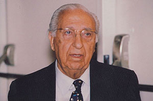 Houshang Seyhoun (1920 –2014)
